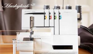 Huskylock™ s21 Embroidery Machine