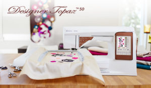 Viking Designer Topaz 50 sewing Machine